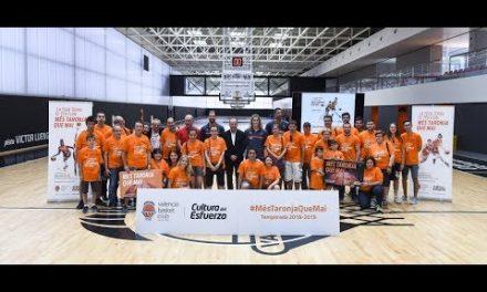 Presentación Campaña de Abonos 2018-19: #MésTaronjaQueMai
