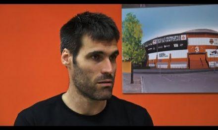 Entrevista pos 2017-18 con Fernando San Emeterio