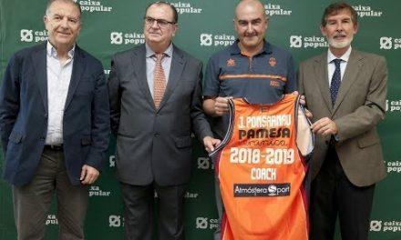 Presentación nuevo entrenador: Jaume Ponsarnau