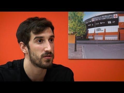 Entrevista post 2017-18 con Guillem Vives