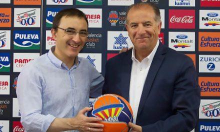 Chechu Mulero radiografía al Valencia Basket