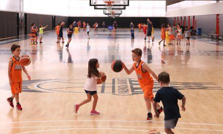 Arranca el segundo turno del Campus de Valencia Basket