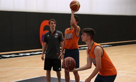 Work out para cerrar la temporada en L'Alqueria del Basket