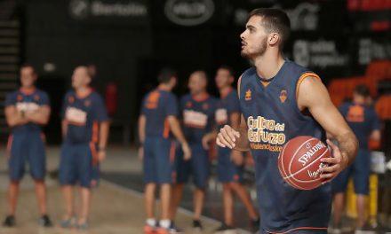 Definidas las fechas de la pretemporada del Valencia Basket 2018-19