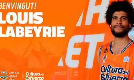 Louis Labeyrie, la guinda del Valencia Basket