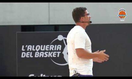 Charla de Héctor Cabrera en el Campus Bankia del Esfuerzo