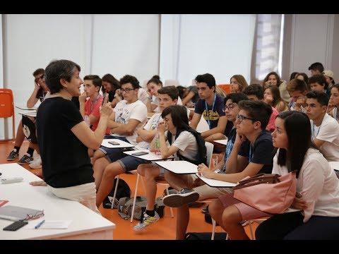 Los alumnos del #SummerExperience de EDEM visitan L'Alqueria del Basket