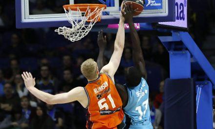Valencia Basket llega a un acuerdo para la cesión de Tryggvi Hlinason