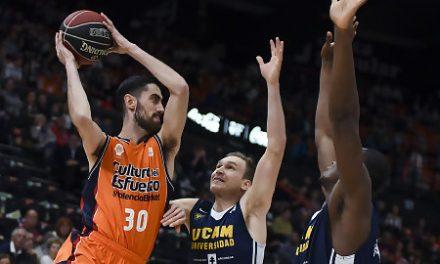 Entrada libre en el Valencia Basket – UCAM Murcia de Alcoy