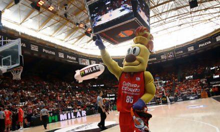 MILAR renueva patrocinio con Valencia Basket