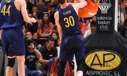 Aisproyec renueva su colaboración con Valencia Basket