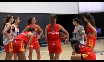 La Selección Española U14 femenina continúa con su preparación en L'Alqueria del Basket