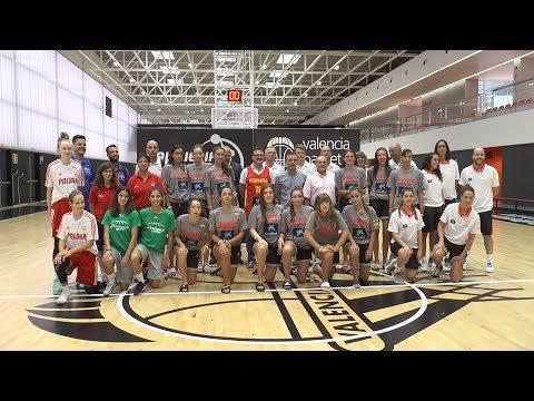 Presentación Torneo BAM L'Alqueria del Basket 2018 femenino
