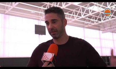Juan Carlos Navarro en el Torneo BAM L'Alqueria