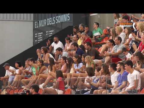 Mejores imágenes de los primeros días Torneo BAM L'alqueria femenino