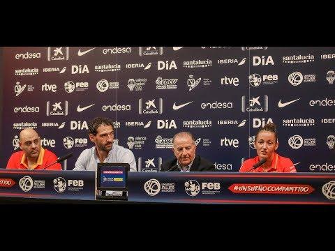 Presentación Torneo Valencia #UnSueñoCompartido