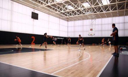 Vuelta a los entrenamientos en L'Alqueria del Basket