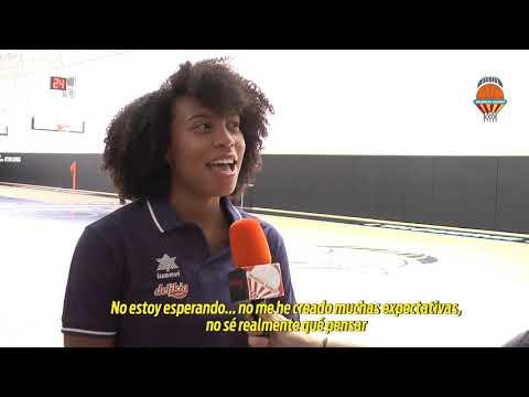 Tinara Moore llega a València