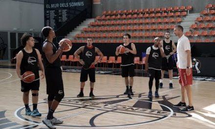 Se inician los entrenamientos Europrobasket en L'Alqueria del Basket