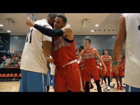Ohio State Buckeyes juega en L'Alqueria del Basket