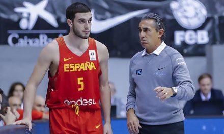 """Sergi García: """"Volver con la Selección es un premio»"""