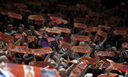 Activado Libera tu Asiento para el partido de presentación de Valencia BC