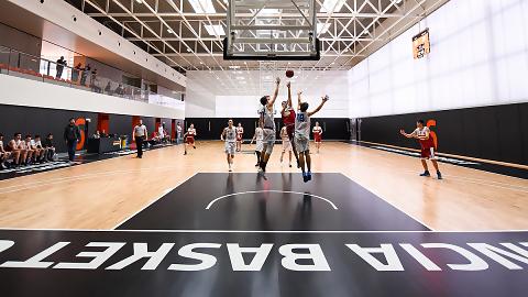 L'Alqueria acogerá el primer Adidas Next Generation Tournament 18-19