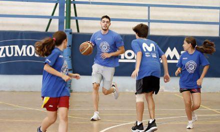 Vicedo dice que el Estudiantes irá a hacer su mejor baloncesto en Suecia