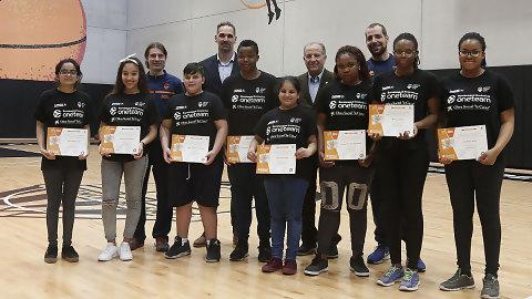 Valencia Basket, presente el Workshop anual de One Team