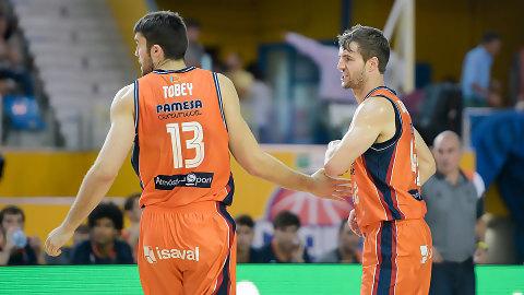 Tobey: «Málaga es un buen test, pero estamos preparados para inicio duro»