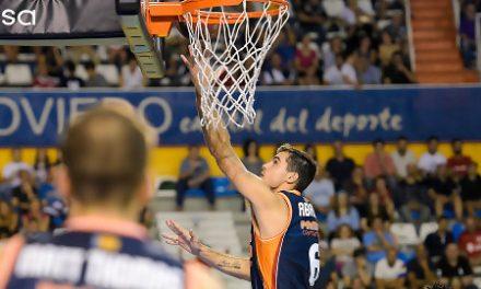 Abalde consigue el récord de valoración y da la victoria al Valencia BC