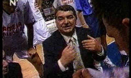 Veinte años del primer partido europeo del Valencia Basket