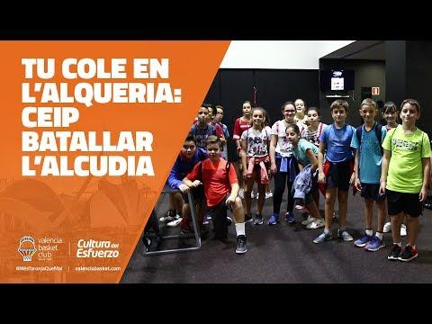 Tu Cole en L'Alqueria – CEIP Batallar L'Alcúdia
