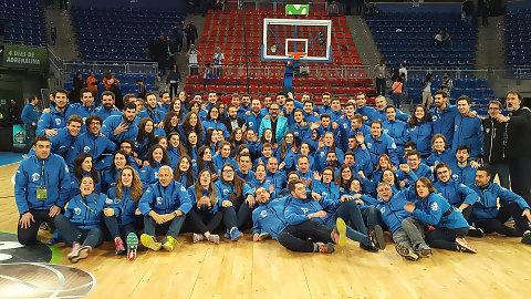 ¡La Fase Previa de la Minicopa Endesa 2019 busca voluntarios como tú!