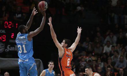 Valencia Basket prueba la recuperación fuenlabreña con Néstor García