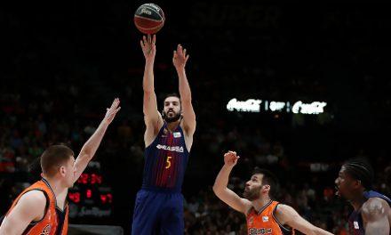 Valencia Basket-Barça Lassa, un duelo con precedentes taronjas