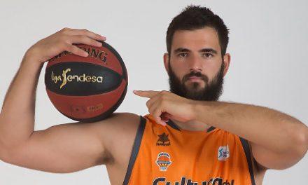 Dubljevic, 4º jugador del Valencia Basket con más partidos en Liga Endesa