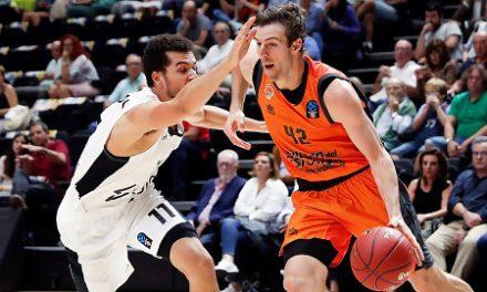 Valencia Basket remontó al Asvel y se llevó la primera victoria (84-62)