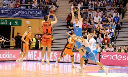 El Valencia Basket vence con un triple sobre la bocina (78-81)
