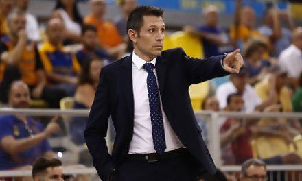 Natxo Lezkano: «Nos hemos venido abajo en el último cuarto»