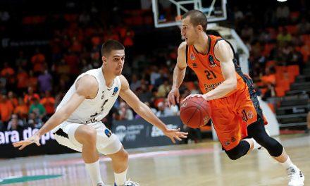Valencia Basket asfixia Partizan en la segunda parte (79-71)