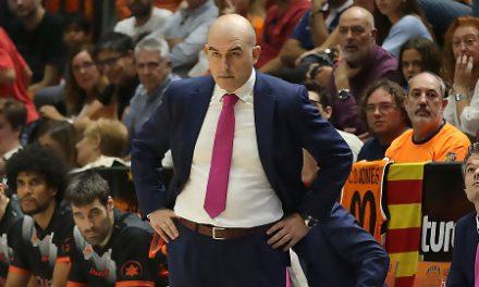 """Jaume Ponsarnau: """"No estoy contento porque trabajamos para ganar"""""""
