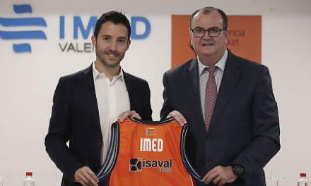 IMED Valencia, patrocinador oficial del Valencia BC ante Montakit Fuenla