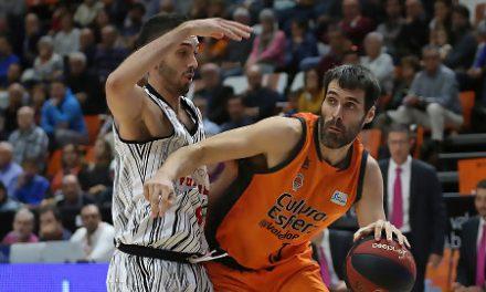 Dubljevic y Van Rossom lideran la victoria del Valencia Basket (86-67)