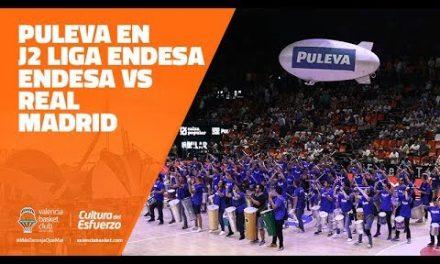 Puleva en J2 Liga Endesa vs Real Madrid