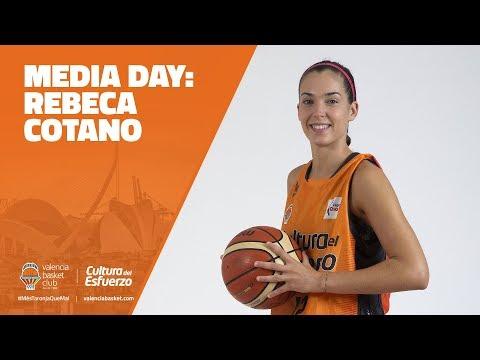 Media Day: Rebeca Cotano
