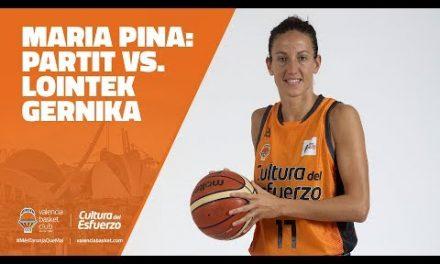 María Pina: Lointek Gernika