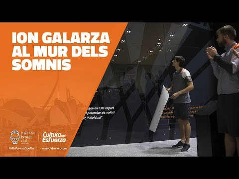 Ion Galarza AL Mur dels somnis