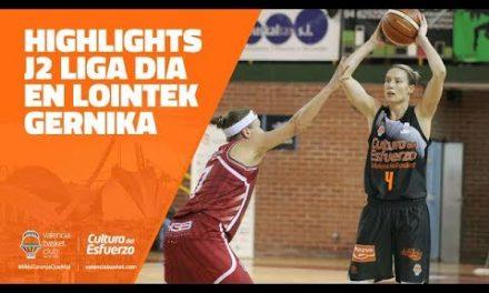 Highlights J2 Liga Dia en Lointek Gernika