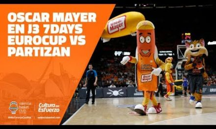 Oscar Mayer en J3 7DAYS Eurocup vs Partizan